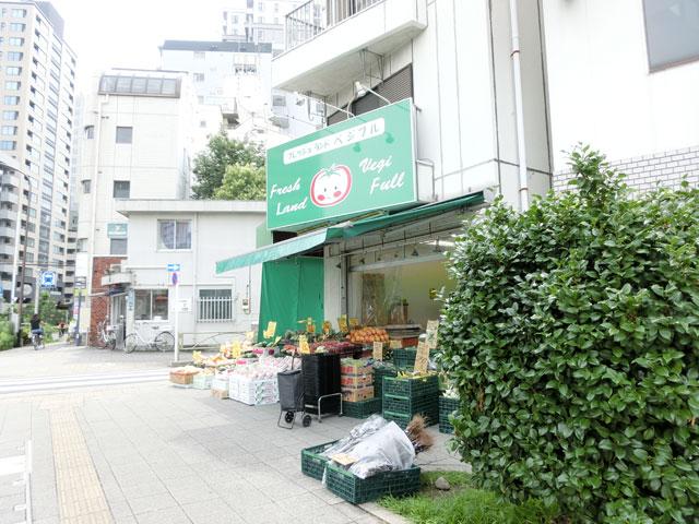 高輪台駅のエリア情報5