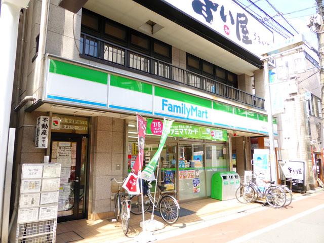 中延駅のエリア情報1