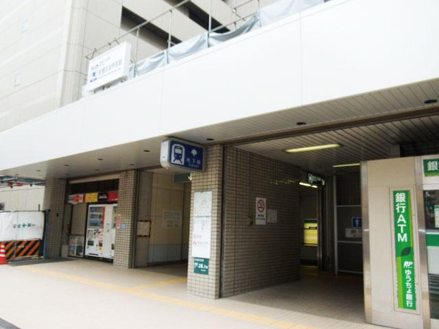 板橋区役所前駅のエリア情報1