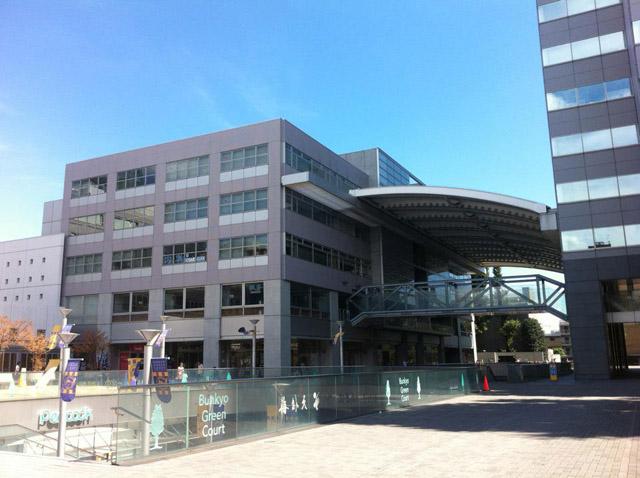 千石駅のエリア情報2