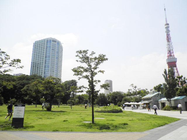 「芝公園」の画像検索結果
