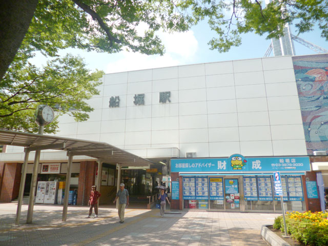船堀駅のエリア情報2