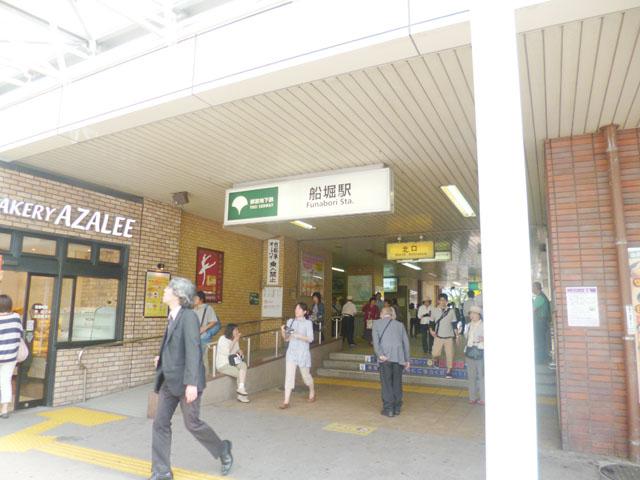 船堀駅のエリア情報3