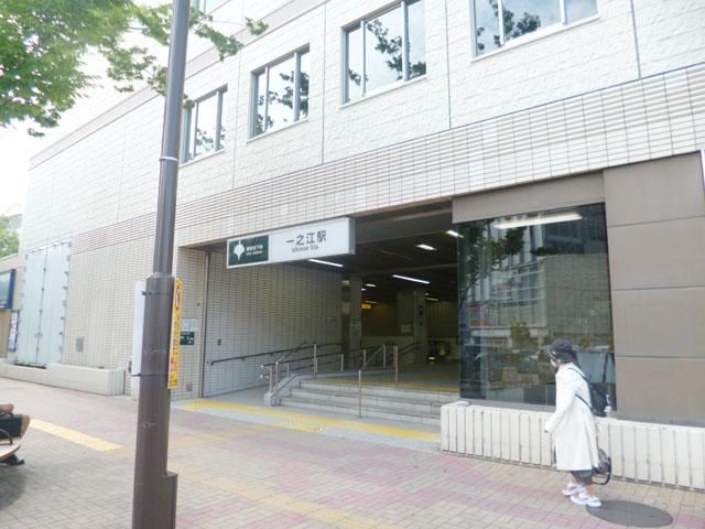 一之江駅のエリア情報2