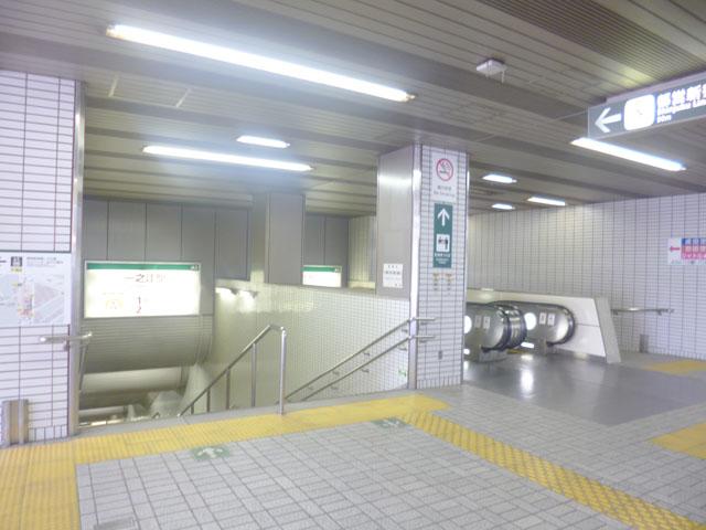 一之江駅のエリア情報3