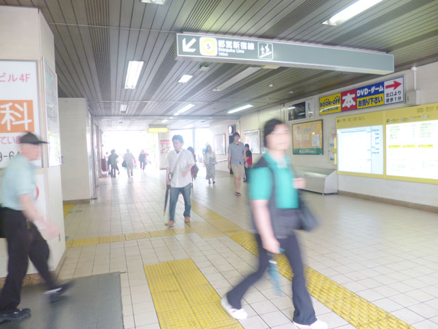 瑞江駅のエリア情報1