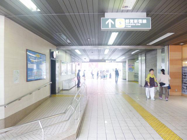 瑞江駅のエリア情報2