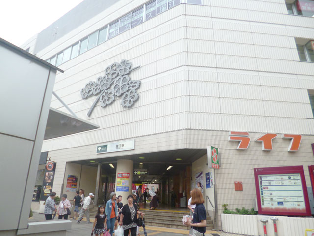 瑞江駅のエリア情報4