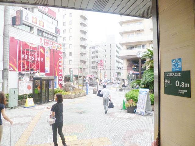 瑞江駅のエリア情報8