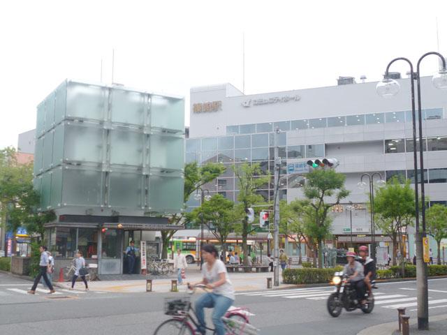 篠崎駅のエリア情報1