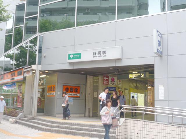 篠崎駅のエリア情報4