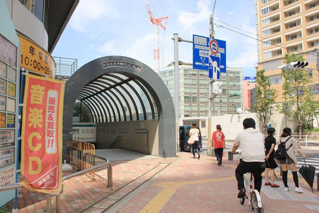 本八幡駅のエリア情報3