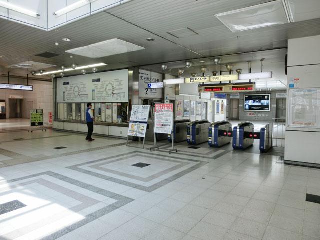 天王洲アイル駅のエリア情報1