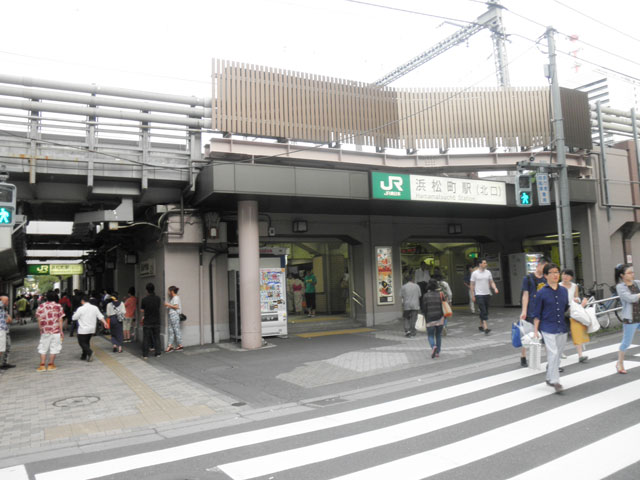 大門駅のエリア情報12