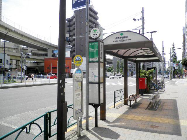 麻布十番駅のエリア情報7