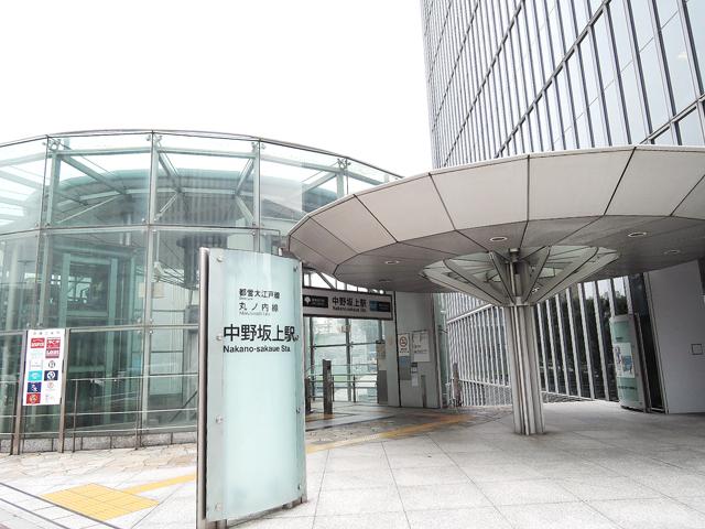 中野坂上駅のエリア情報2