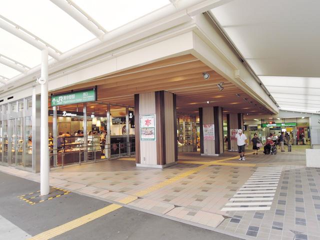 東中野駅のエリア情報1