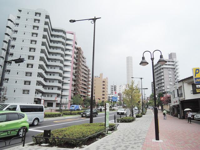 中井駅のエリア情報4