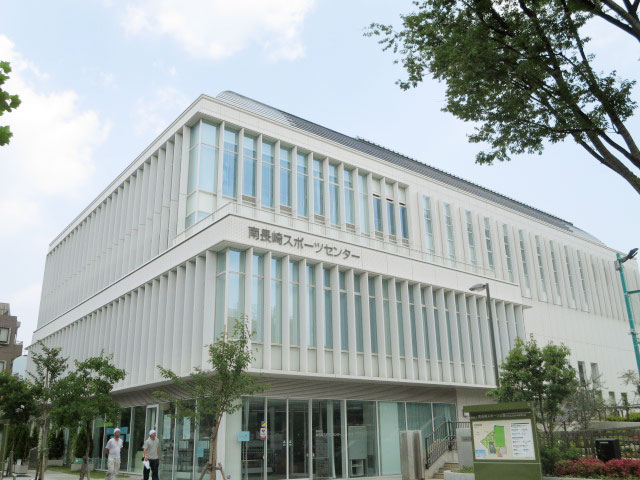 落合南長崎駅のエリア情報12