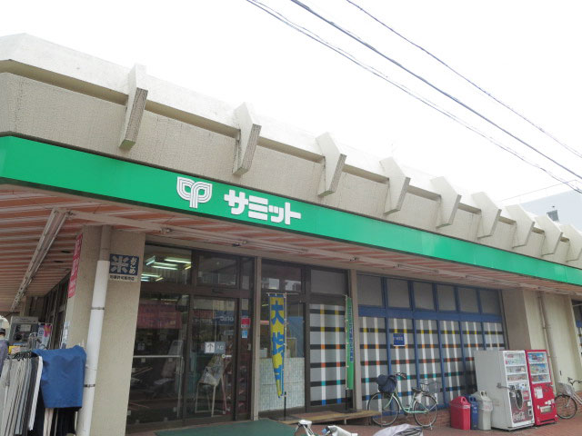 新江古田駅のエリア情報5