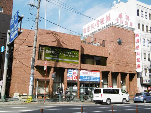 西日暮里駅のエリア情報7