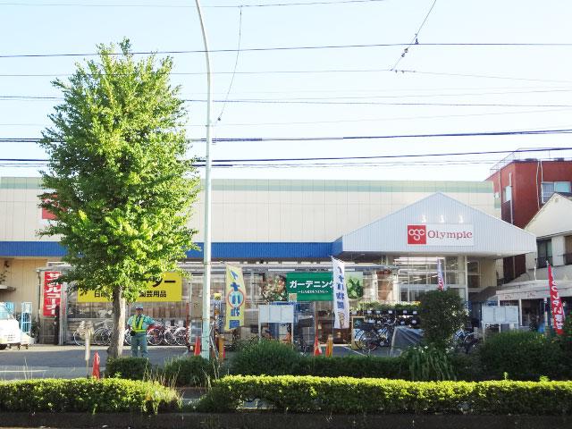 熊野前駅のエリア情報2