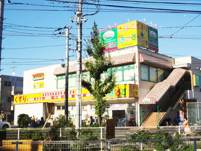 熊野前駅のエリア情報3