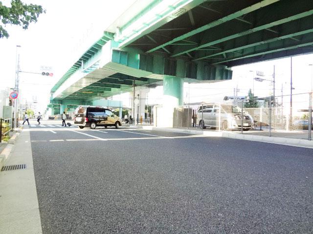 熊野前駅のエリア情報6