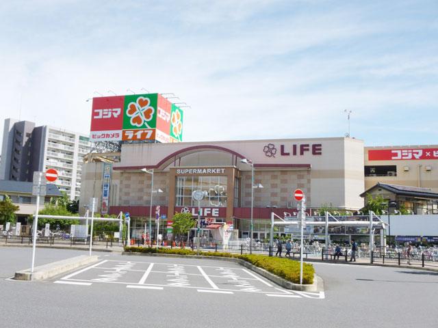 江北駅のエリア情報2
