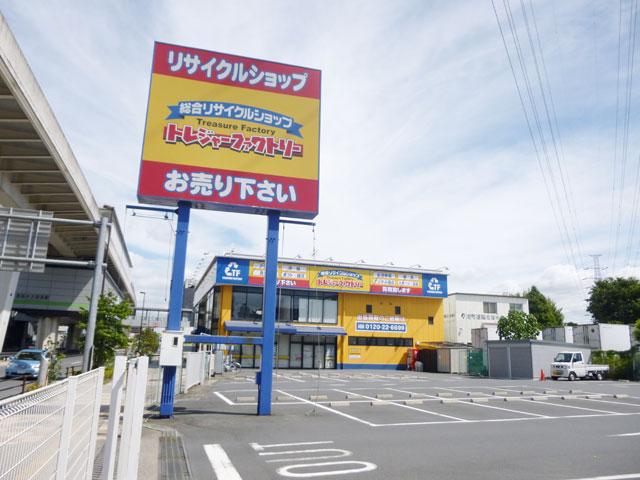 西新井大師西駅のエリア情報7