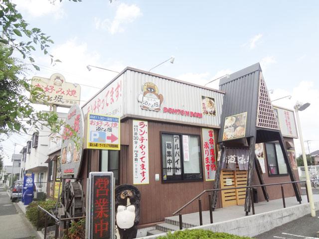 舎人公園駅のエリア情報12