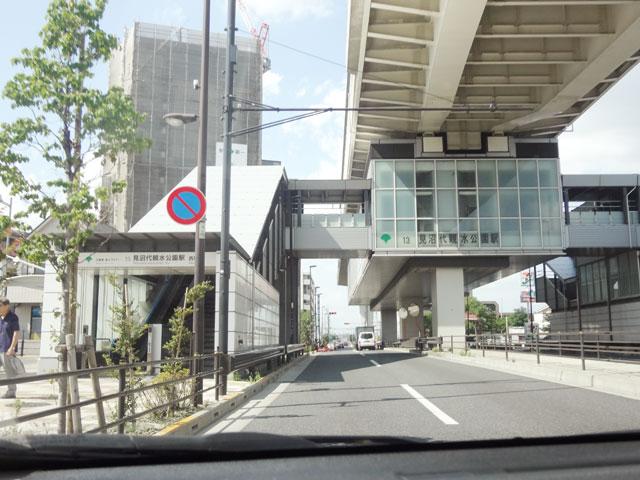 見沼代親水公園駅のエリア情報1