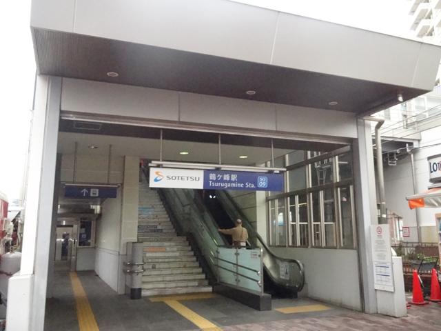 鶴ヶ峰駅のエリア情報1