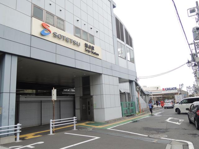 瀬谷駅のエリア情報6