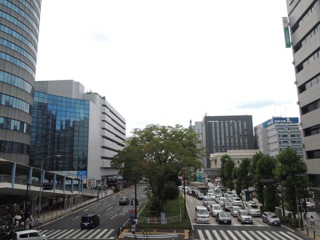 新横浜駅のエリア情報6