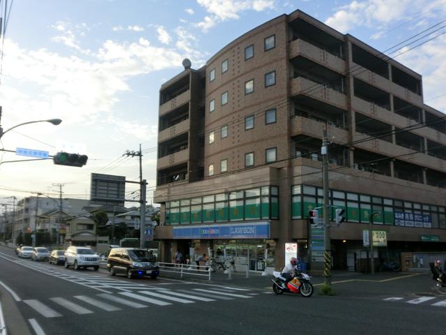 岸根公園駅のエリア情報2
