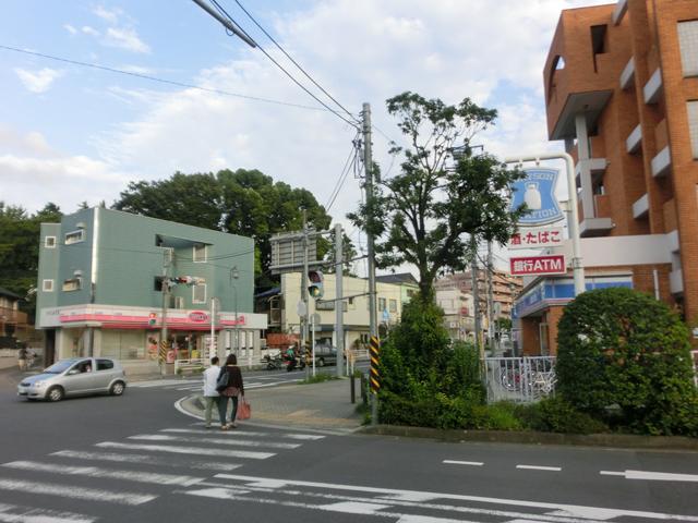 片倉町駅のエリア情報1