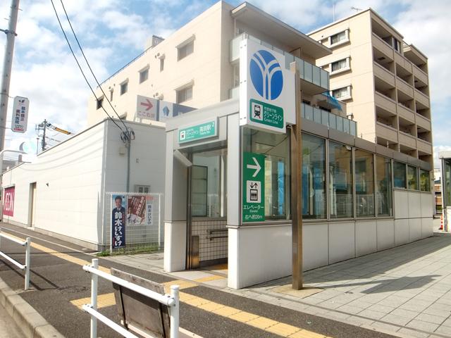 高田駅のエリア情報1