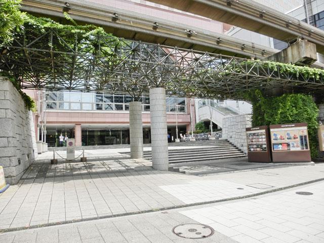 天王洲アイル駅のエリア情報12