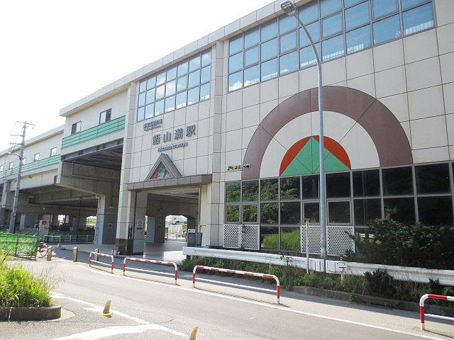 飯山満駅のエリア情報1