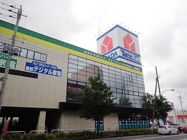 村上駅のエリア情報7