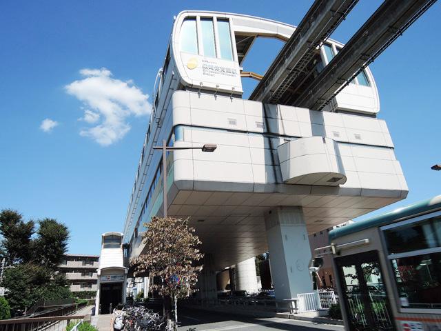 柴崎体育館駅のエリア情報1