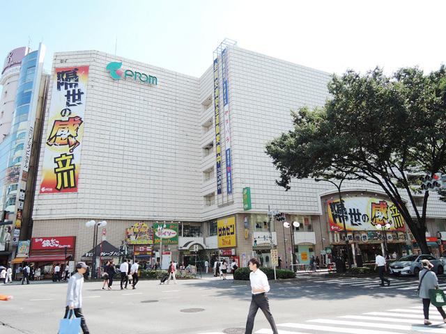 立川南駅のエリア情報10