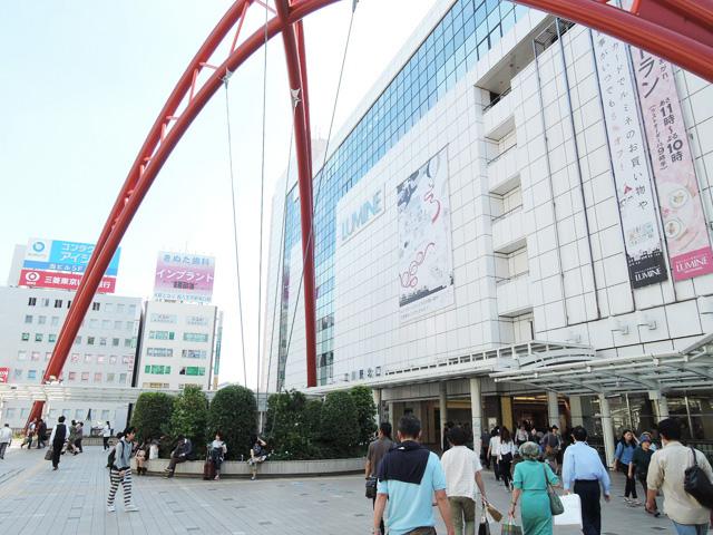 立川南駅のエリア情報8