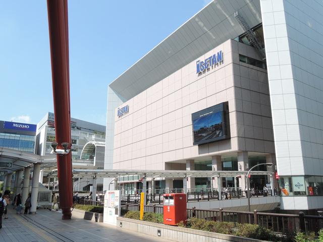 立川北駅のエリア情報11