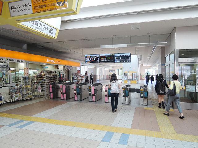 玉川上水駅のエリア情報2