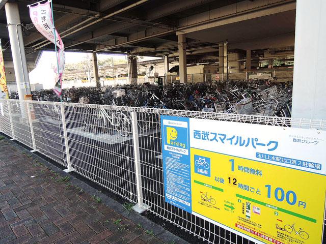 玉川上水駅のエリア情報5