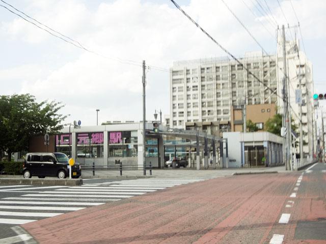 川口元郷駅のエリア情報1