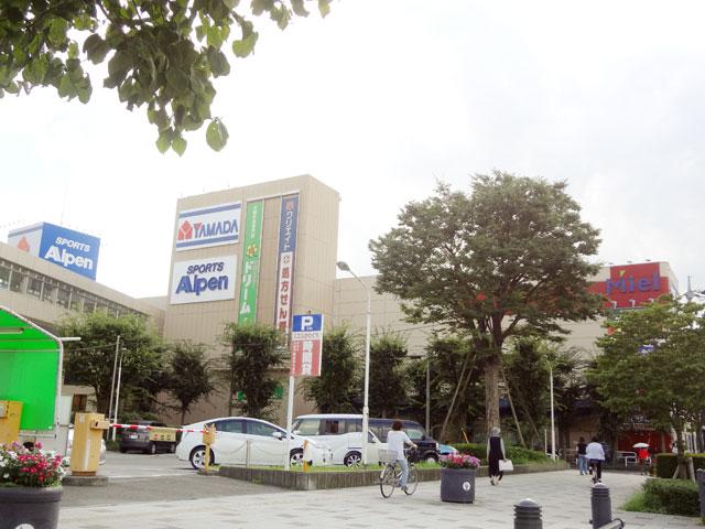川口元郷駅のエリア情報7