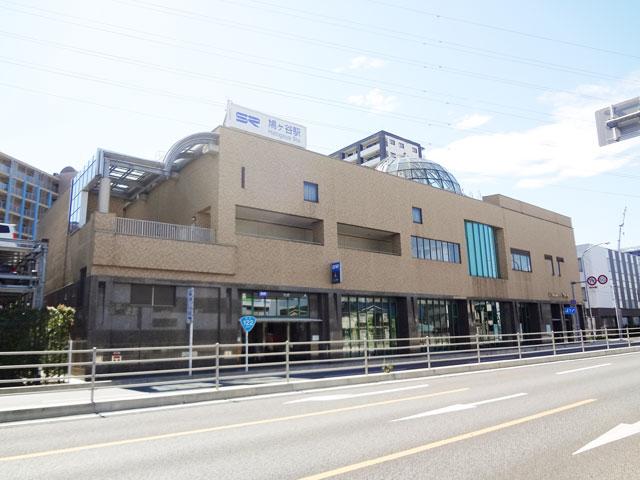 鳩ヶ谷駅のエリア情報1